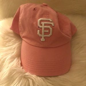 San Francisco Giants Baseball cap Pink